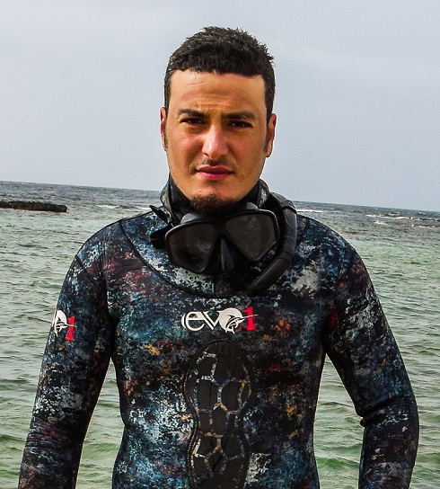 Mohammed Sbeta - AIDA Freediver Instructor